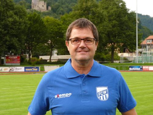 Hansjürgen Mack – Jugendleiter